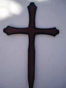 погребален кръст 10