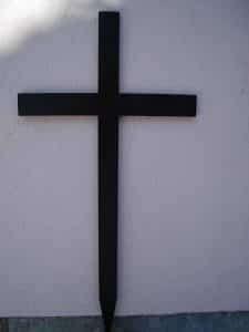 погребален кръст 12