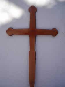 погребален кръст 9