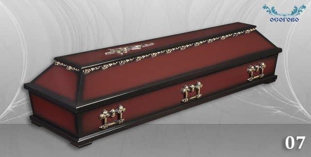 погребален ковчег 07