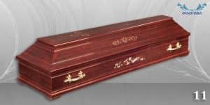 погребален ковчег 11