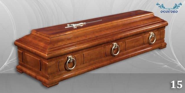 погребален ковчег 15