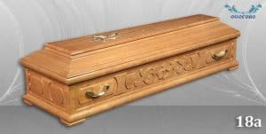 погребален ковчег 18А
