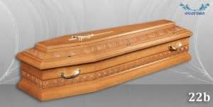 погребален ковчег 22B