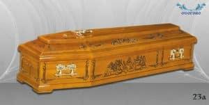 погребален ковчег 23А