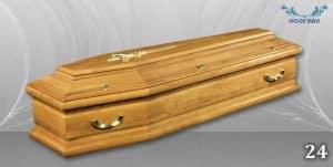 погребален ковчег 24