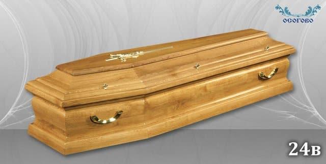 погребален ковчег 24B