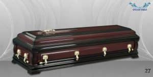 погребален ковчег 27