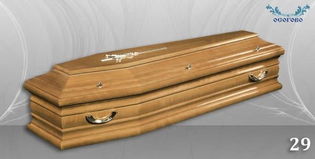 погребален ковчег 29