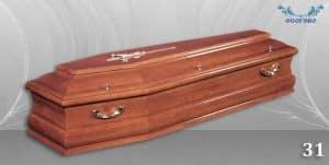 погребален ковчег 31
