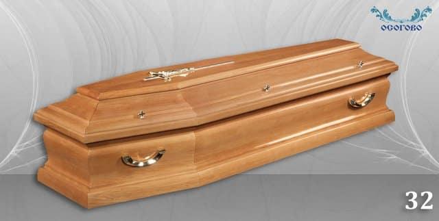 погребален ковчег 32