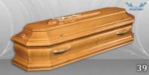 погребален ковчег 39