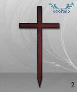 погребален кръст 2