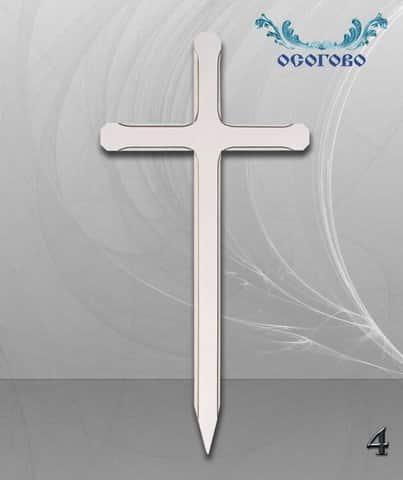 погребален кръст 4