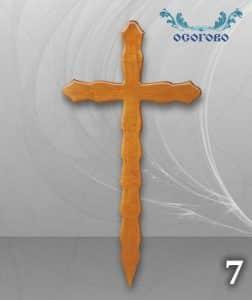 погребален кръст 7
