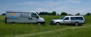 погребален бус и катафалка траурна агенция Аврора